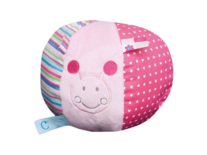 Šustící plyšový balón Bébé-Jou ABC
