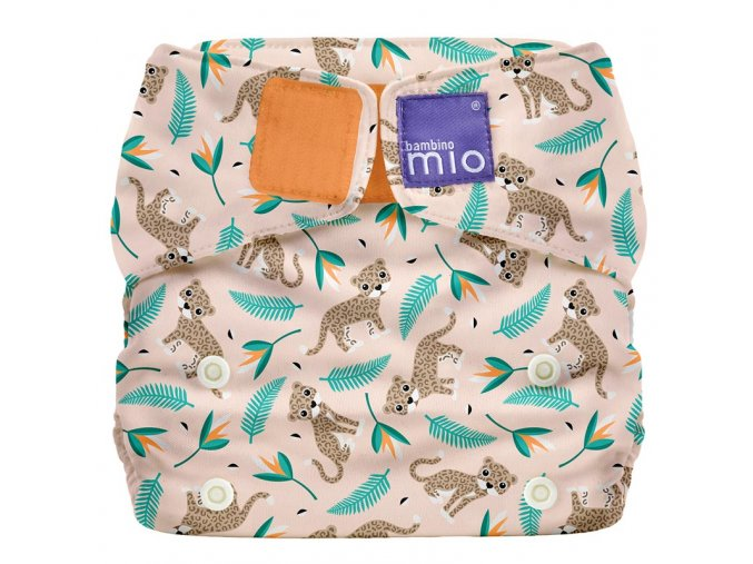 miosolo all in one nappy (wild cat)