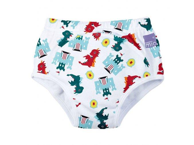Učící plenkové kalhotky Bambino Mio 18-24 měsíců Dragons Dungeon