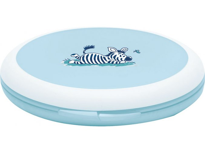 Manikúra Bébé-Jou Dinky World modrá