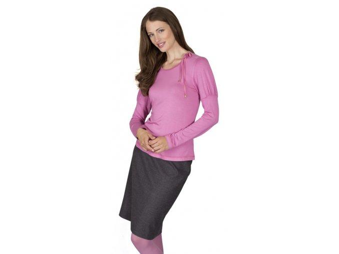 Dámské tričko Rialto Helen růžové 0360