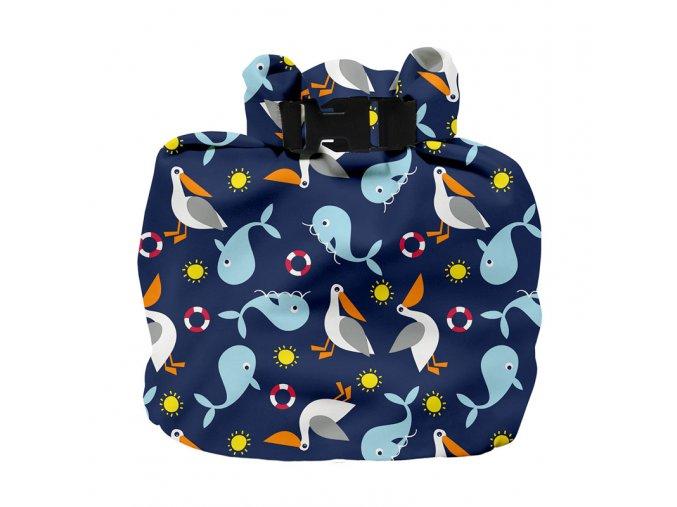 Vodotěsná taška na plavky nebo použité pleny WNB NAU