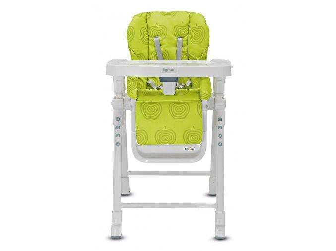 Jídelní židlička Inglesina GUSTO Apple