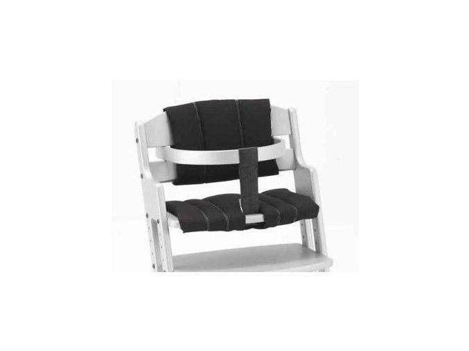 BabyDan vložka do židličky DanChair Black