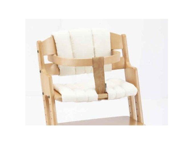 BabyDan vložka do židličky DanChair béžová