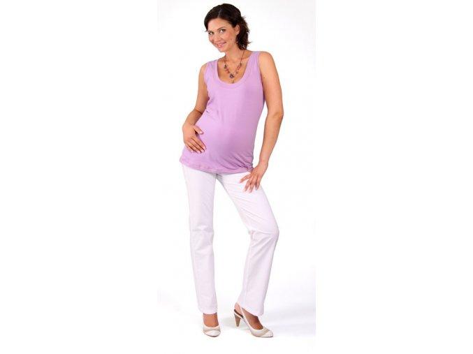 Těhotenské tílko Rialto Ecly fialové 0254 (Dámská velikost 38)