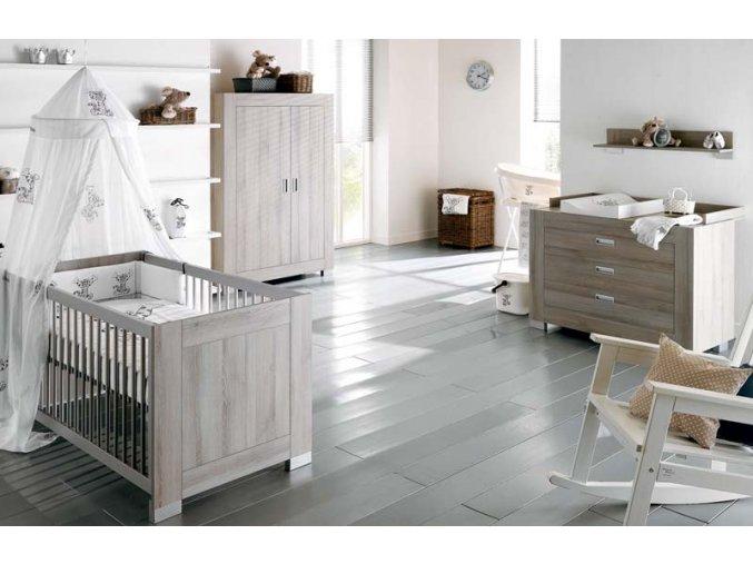 Dětský pokoj Vigo Grey