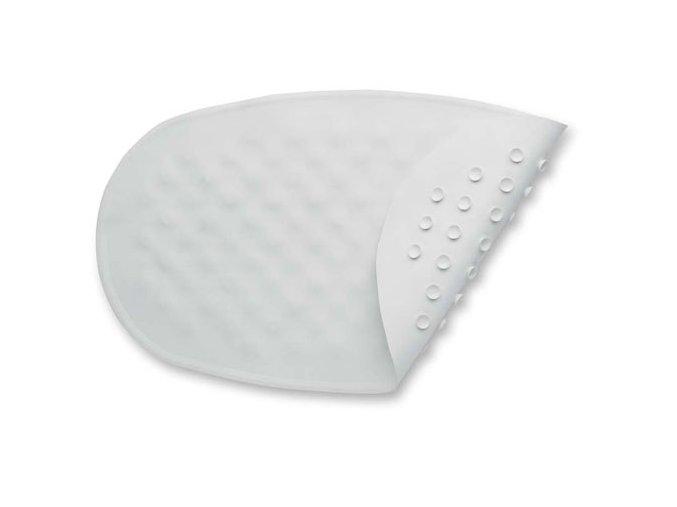 protiskluzová podložka do vany bílá