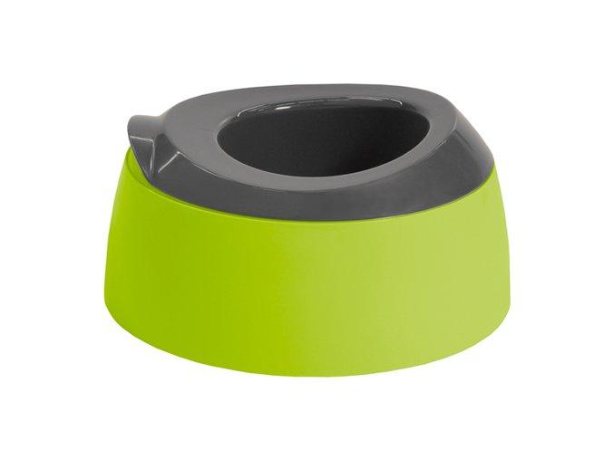 Nočník LUMA lime green