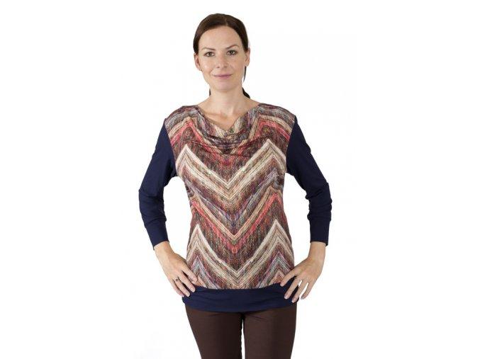 Těhotenské tričko Rialto Riva 0493.6 (Dámská velikost 36)
