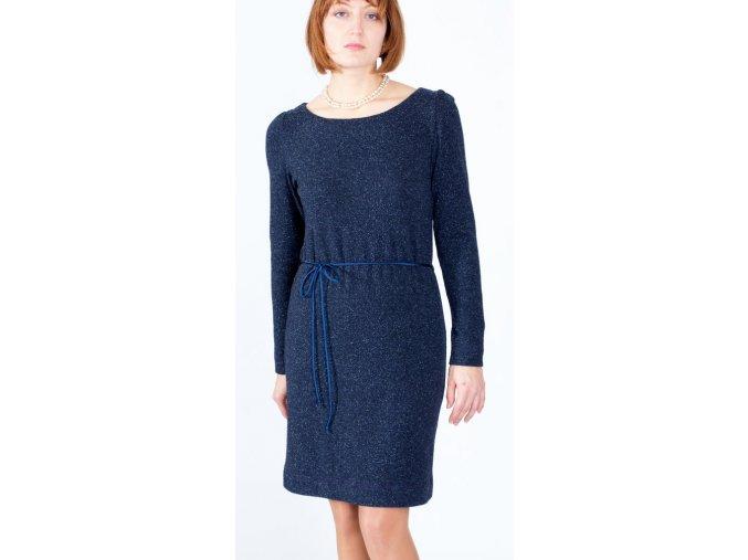 Úpletové šaty Rialto Larott 0446