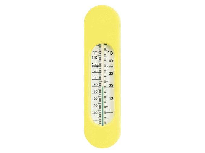 Koupací teploměr LUMA Sunny yellow