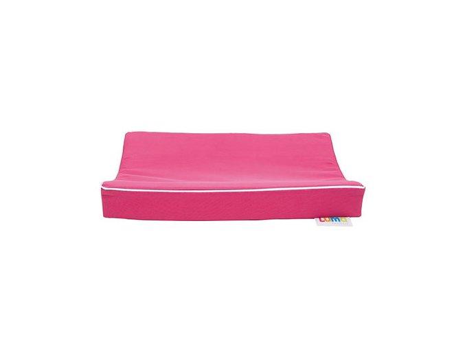 Přebalovací podložka LUMA magenta pink
