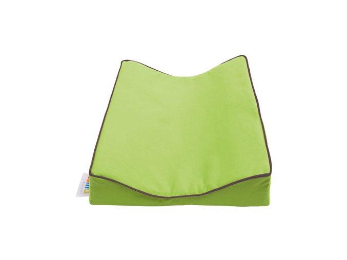 Přebalovací podložka Luma lime Green  Rozbaleno z výstavy