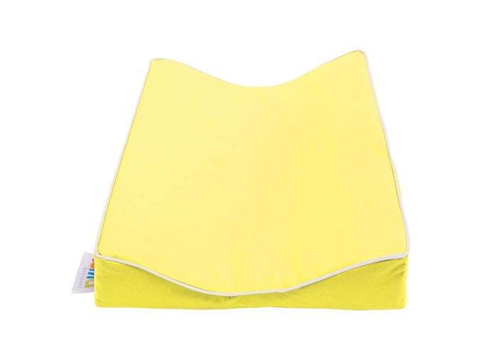 Přebalovací podložka LUMA Yellow Sunny