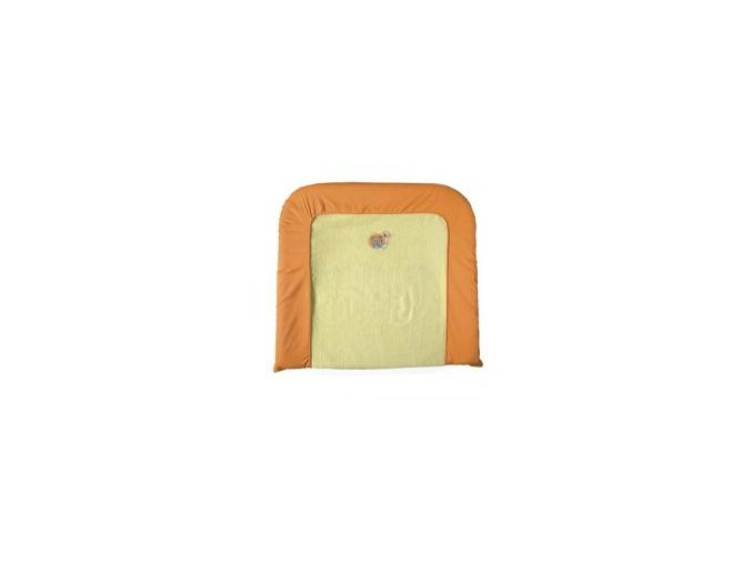 Froté návlek na velkou podložku Bébé-Jou Bubble Bear žlutý