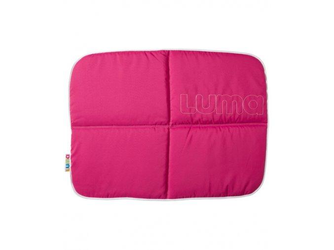 Hrací matrace LUMA Magneta Pink 80 x 100cm