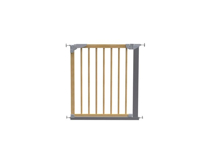 Zábrana Babydan Designer 69,1-75,8 cm dřevo