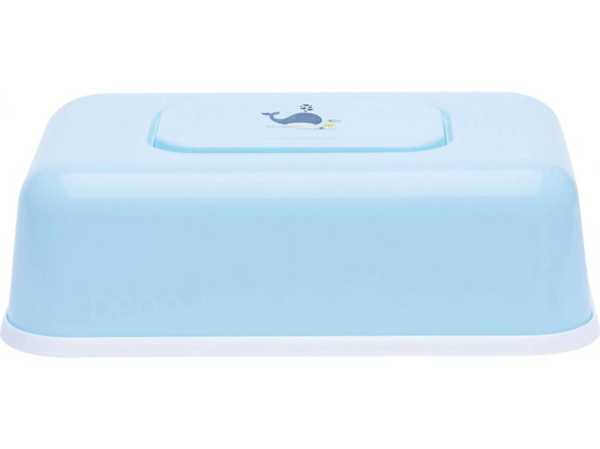 Box na vlhčené ubrousky Bébé-Jou s velrybou Wally Whale