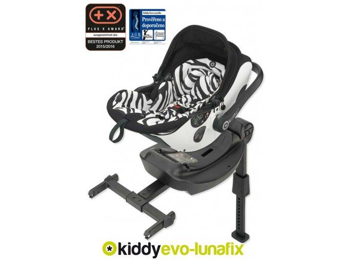 kiddy evo-lunafix 2016 600 zebra
