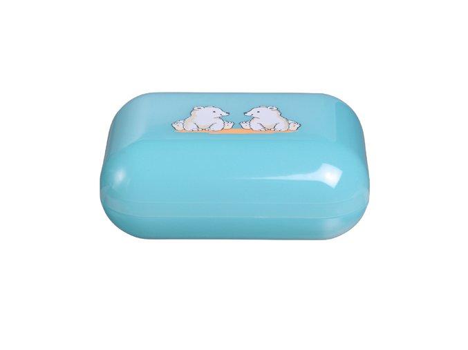Pouzdro na mýdlo Bébé-Jou Ponpom