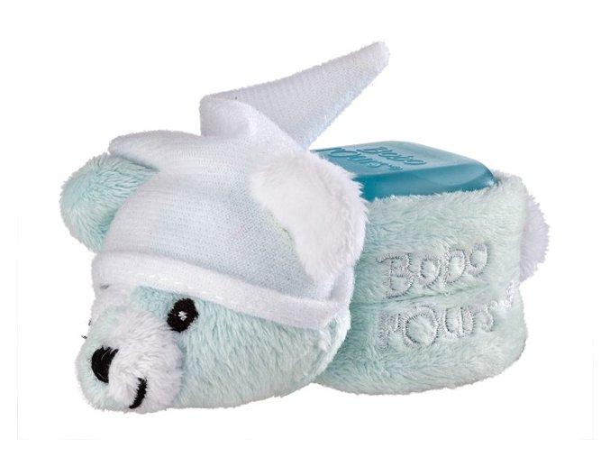 BOBO chladící medvídek Blue