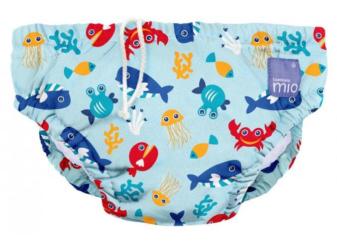 Kalhotky koupací Deep Sea Blue vel.L