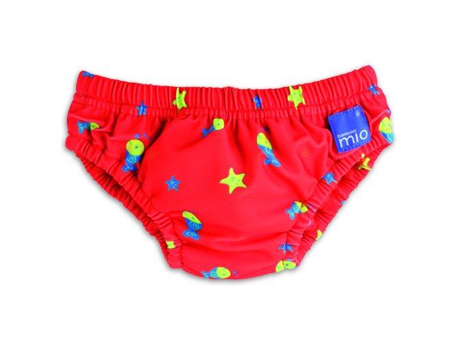 Kalhotky koupací Red Fish v.S