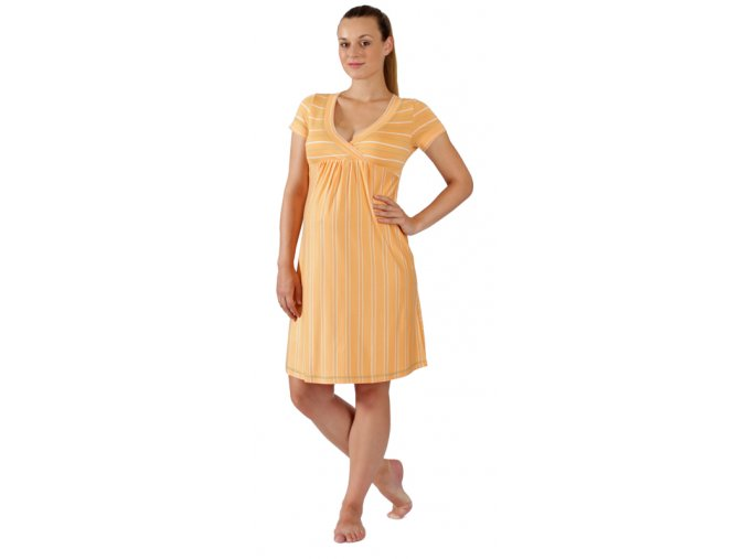 Těhotenská noční košile, domácí šaty Rialto LAROCHETTE 7816