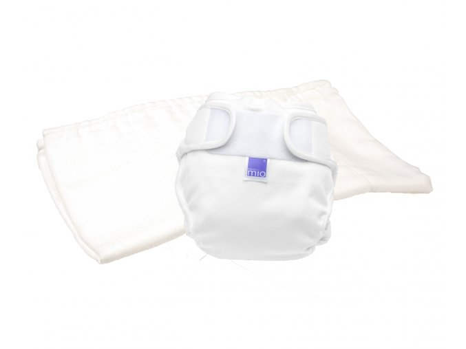 Plenkový test.balíček NEW bílý vel.1(do9kg)