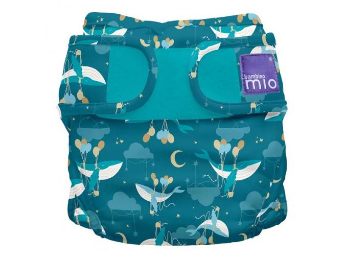Svrchní plenkové kalhotky Bambino Mio MS1 SAIL