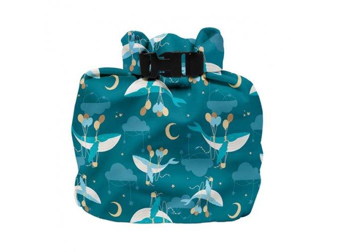 Nepromokavá taška na plenky a plavky Bambino Mio