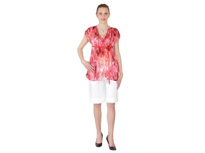 Těhotenské tričko Rialto Crepy 0295 (Dámská velikost 36)