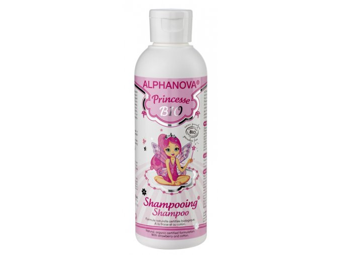 Bio Šampon Princesse 200 ml