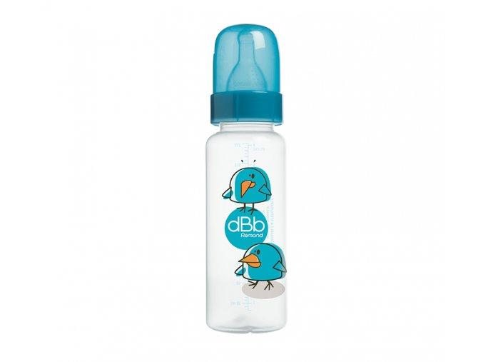 dBb119600 antikoliková kojenecká plastová lahvička