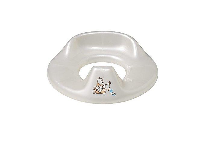 Sedátko na WC Bébé-Jou Disney Pooh perleťová