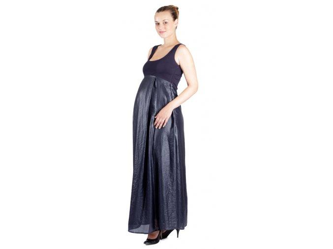 Těhotenské společenské šaty Rialto Lacroix UZ 0315 (Dámská velikost 36)