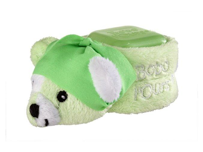 BOBO chladící medvídek Green