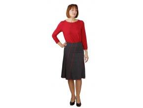 Dámská sukně Rialto Lochmaddy šedá 0087
