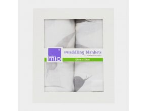swaddling blankets (feather)