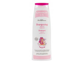 ALPHA KIDS BIO Šampon Princesse 250 ml