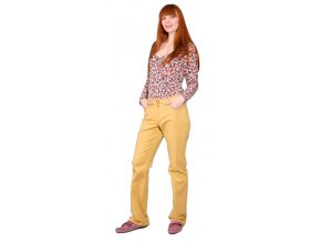 Dámské tričko Rialto FELD růžový puntík 0257