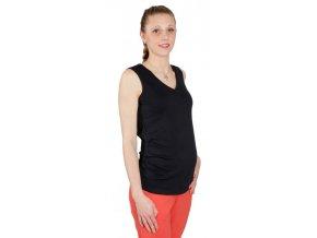 Těhotenské tílko Rialto Castirla černé 0074 (Dámská velikost 36)