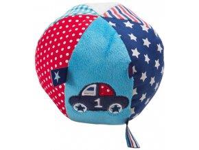 Šustící plyšový balón Bébé-Jou 1-2-3