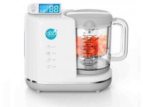 dBb206015 mixér robot sterilizítor parní vařič pro dětskou stravu