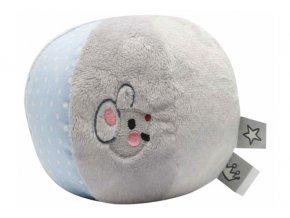 Šustící plyšový balón Bébé-Jou myška Little Mice