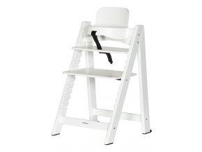 Dětská židlička Kidsmill Up! white (konfigurace baby)