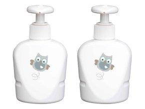 Sada 2 dávkovačů pro termovaničku Bébé-Jou Owl family