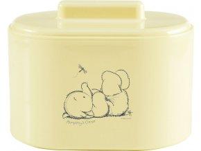Kombi-box Bébé-Jou Cosy Humphrey krémově žlutá