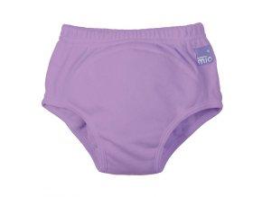 Fialové učící plenkové kalhotky Bambino MioTP LL